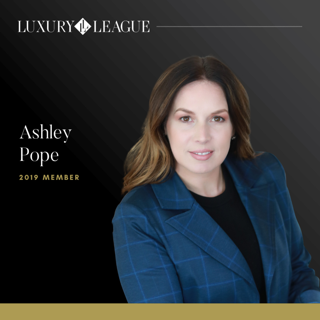 Meet Ashley Pope