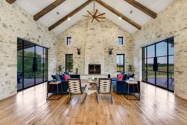 225+ Acre Modern Farmhouse in Dripping Springs